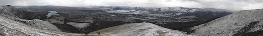 Перевальное панорама