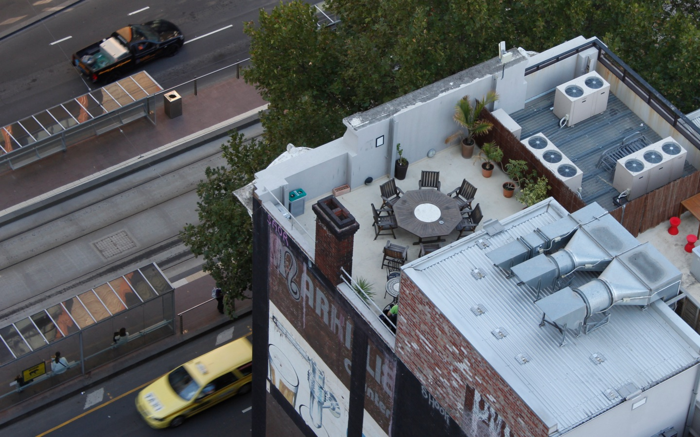 Melbourne roof 2