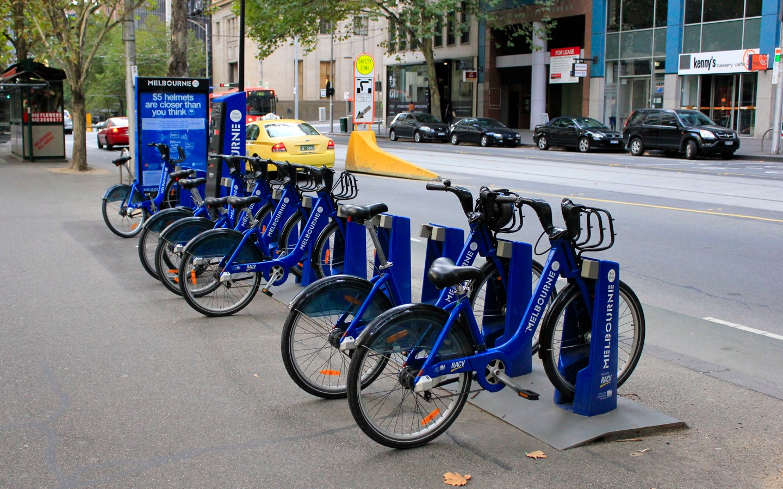 Melbourne bikes 2